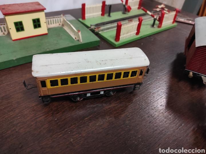 Trenes Escala: Lote juguetes tren locomotoras estación Payá - Foto 22 - 287995773