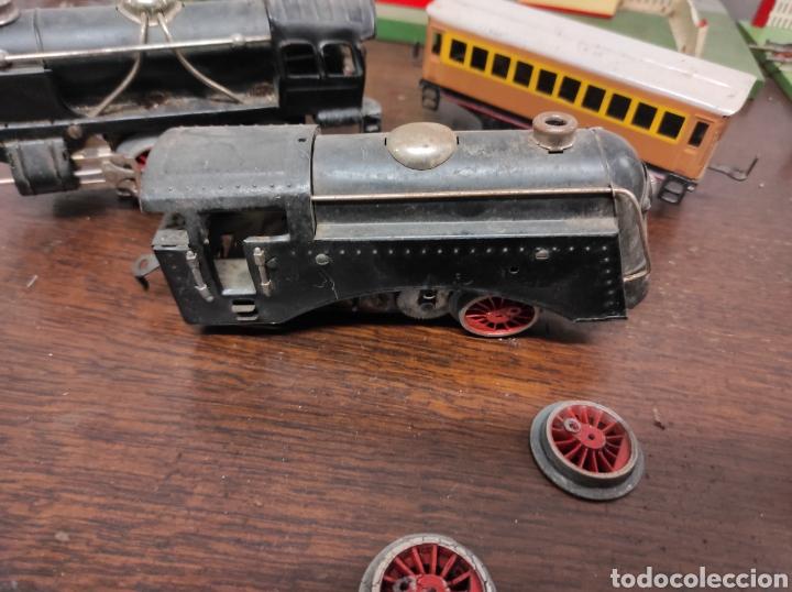 Trenes Escala: Lote juguetes tren locomotoras estación Payá - Foto 26 - 287995773