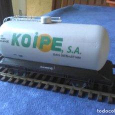 Trenes Escala: VAGÓN CISTERNA KOIPE. Lote 288011418