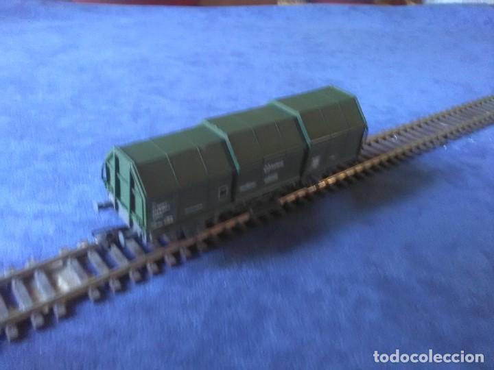 Trenes Escala: VAGÓN BOBINERO DE DOS EJES - Foto 2 - 288013763