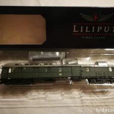 Trenes Escala: LILIPUT L329201 POSTPACKWAGEN DB. Lote 288197138