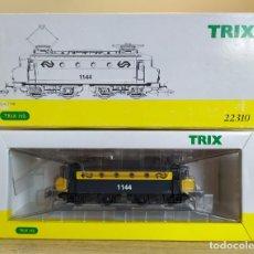 Trenes Escala: TRIX H0 LOCOMOTORA ELÉCTRICA S/1100, DE LA N.S., REFERENCIA 22310 DC ANALÓGICA.. Lote 288208988