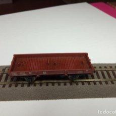 Trenes Escala: VAGÓN BORDE BAJO ESCALA HO DE JOUEF. Lote 288582538