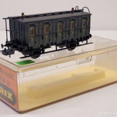 Trenes Escala: TRIX- VAGÓN DE PASAJEROS INTERNATIONAL REFERENCIA 52 3716 00, ESCALA H0. Lote 289476758