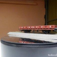 Trenes Escala: VAGÓN TELERO ESCALA HO DE PIKO. Lote 290081008