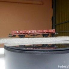 Trenes Escala: VAGÓN TELERO ESCALA HO DE PIKO. Lote 290081223