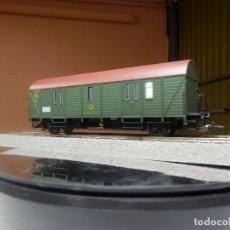 Trenes Escala: VAGÓN FURGON ESCALA HO DE PIKO. Lote 290083328