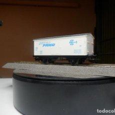Trenes Escala: VAGÓN CERRADO ESCALA HO DE PIKO. Lote 290083808