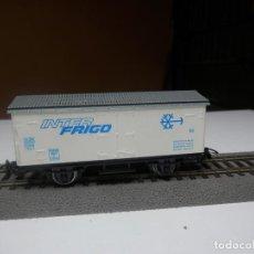 Trenes Escala: VAGÓN CERRADO ESCALA HO DE PIKO. Lote 290084228