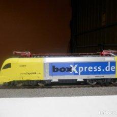 Trenes Escala: LOCOMOTORA ELECTRICA ESCALA HO DE PIKO. Lote 290091603