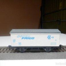 Trenes Escala: VAGÓN CERRADO ESCALA HO DE PIKO. Lote 290091993