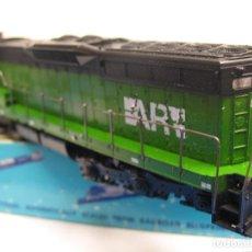 Trenes Escala: LOCOMOTORA ATHEARN DIGITALIZADA HO. Lote 290821298