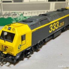 """Trenes Escala: MEHANO 56329 / T850 LOCOMOTORA """"PRIMA"""" 333.313 DE CARGAS RENFE. Lote 291048083"""