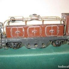 Trenes Escala: LIMPIA VIAS ARTESANAL PARA HO ALTERNA O CONTINUA. Lote 291903548