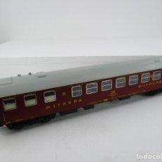 Treni in Scala: VAGON PASAJEROS HO R-DG. Lote 292145238