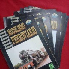 Trenes Escala: MODELISMO FERROVIARIO. DEL 1 AL 25, FALTA EL 20.. Lote 292532233