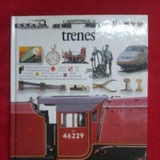 Trenes Escala: TRENES DE LA BIBLIOTECA VISUAL ALTEA.. Lote 292534113
