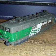 Trenes Escala: LOCOMOTORA FRANCESA FRET DE VITRAINS. Lote 294175358