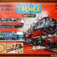 Trenes Escala: TRENEX REF 5002, IBERTREN COCHE ELÉCTRICO A PILAS. NUEVO A ESTRENAR.. Lote 294807643