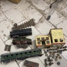 Trenes Escala: LOTE TREN MANAMO COMO JOSFEL MARKLIN PAYA RICO ELECTROTREN IBERTREN. Lote 295520578
