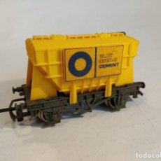 Trenes Escala: VAGÓN MERCANCÍAS WRENN RAILWAYS ESCALA 00/H0 LOTE 10. Lote 295522533
