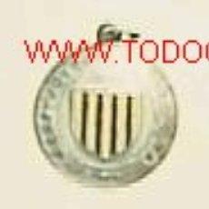 Trofeos y medallas: MEDALLA 8È APLEC DE LA SARDANA DE BUENOS AIRES 1965. GRUP JOVENTUT CATALANA. Lote 26188231