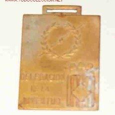 Trofeos y medallas: MEDALLA DELEGACION DE LA JUVENTUD, XXIII JUEGOS ESCOLARES NACIONALES.. Lote 3737929