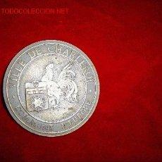 Trofeos y medallas: MEDALLA BRONCE . Lote 9944260