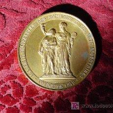 Trofeos y medallas: MEDALLA COMMEMORATIVA -. Lote 106426995