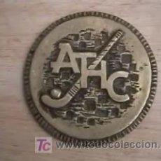 Trofeos y medallas: MEDALLA ATHC ATLETIC HOCKEY CLUB. Lote 22347711
