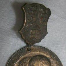 Trofeos y medallas: EDUARDO VII ,, MEDALLA INGLESA 1909 INAUGURACION DE UNIVERSIDAD DE BIRMINGHAM. Lote 27366729