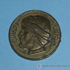 Trofeos y medallas: MEDALLA ACTIO. ACTIVIDADES EDUCATIVAS. DIAMETRO 4 CM.. Lote 13884812