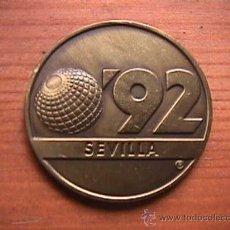 Trofeos y medallas: MEDALLA EXPO 92 SEVILLA, LA CARTUJA. Lote 14074403