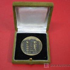 Trofeos y medallas: MEDALLA DEL PATRONAT DE TURISME DE BARCELONA 1990. Lote 18887046