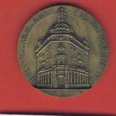 Trofeos y medallas: MEDALLA-CENTENARIO CAJA DE AHORROS DE VALENCIA-1878-1978-ESTUCHE ORIGINAL -. Lote 19406664