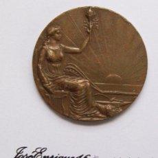Trofeos y medallas: URUGUAY 1830 - 1930 - MEDALLA MEDAL - CENTENARIO CENTENAIRE CENTENARY. Lote 26420908