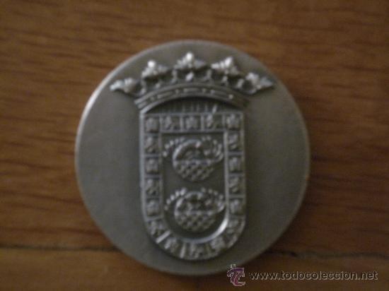 VII SEMANA DE CINE INTERNACIONAL DE MELILLA 1982 (Numismática - Medallería - Trofeos y Conmemorativas)