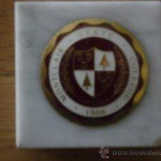 Trofeos y medallas: MONTCLAIR STATE COLLEGE 1908. Lote 30369272