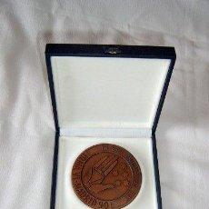 Trofeos y medallas: MEDALLA CONMEMORATIVA IRMA VI-MADRID 90. CONGRESO DE MEDICINA Y REHABILITACIÓN.. Lote 26364104