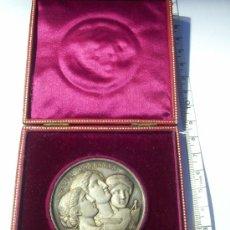 Trofeos y medallas: MALLORCA. MEDALLA DE PLATA. ACADEMIA BALEÁRICA DE LAS ARTES. EN ESTUCHE. . Lote 26485531
