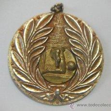 Trofeos y medallas: ENORME MEDALLA AL MERITO DEPORTIVO EN FOOTBALL URUGUAY 1996 -. Lote 26544487
