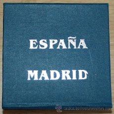 Trofeos y medallas: ENORME MEDALLA DE MADRID. Lote 28075930