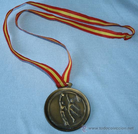 MEDALLA DEPORTIVA (Numismática - Medallería - Trofeos y Conmemorativas)