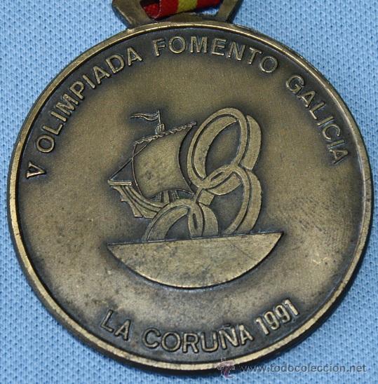 Trofeos y medallas: MEDALLA DEPORTIVA - Foto 3 - 28862212
