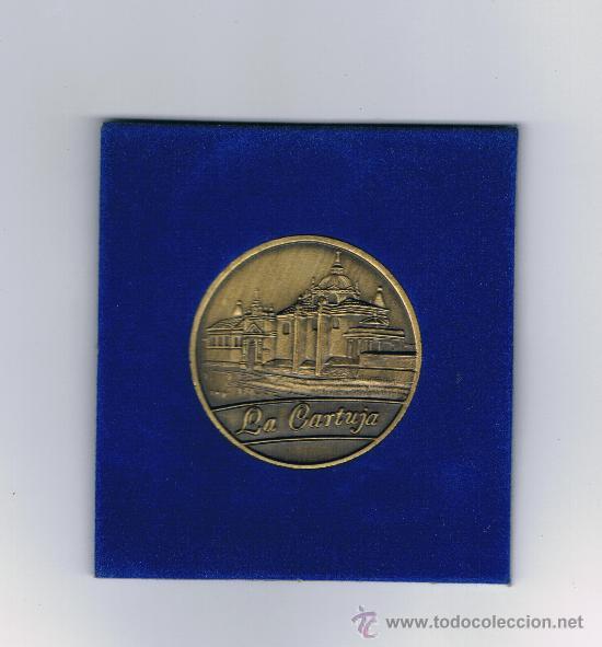 LA CARTUJA EXPO 92 DE SEVILLA (Numismática - Medallería - Trofeos y Conmemorativas)