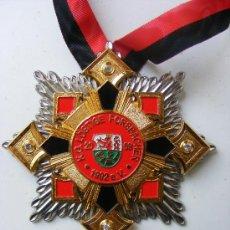 Trofeos y medallas: MEDALLA K.G. LOSTIGE FORSBACHER E.V, 1992, SENAT, PRAGAFORM, ORDEN BLEY GMBH, 20-09. Lote 29642078
