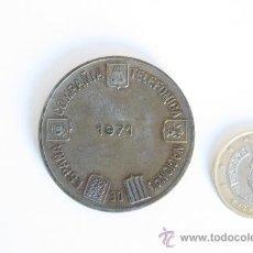 Trophies and Medals - MEDALLA CONMEMORATIVA 1971 TELEFONICA via verbi instrumentum coloquii moneda - 31343009