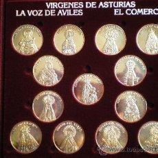 Trofeos y medallas: ARRAS ASTURIANAS DE LA VIRGEN EN PLATA 1ª DE LEY. Lote 31783349