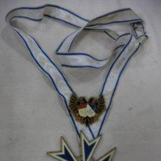 Trofeos y medallas: ANTIGUA MEDALLA CONMEMORATIVA. Lote 32217202