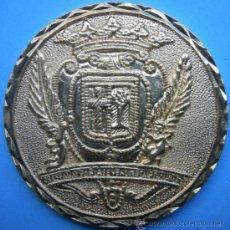 Trofeos y medallas: MEDALLA. AYUNTAMIENTO DE SANTA BRÍGIDA. FLORA BRÍGIDA. JUNIO 1976. GRAN CANARIA. Lote 32272667